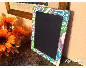 Hand painted chalkboards