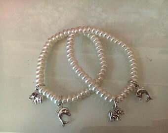 Stackable Charm Bracelet