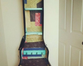Guitar Case Shelf