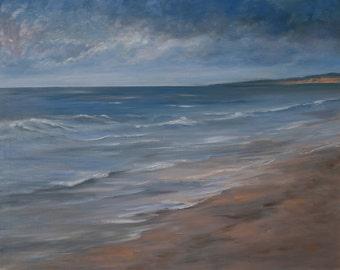 North Sea, sea and beach, landscape, sea image