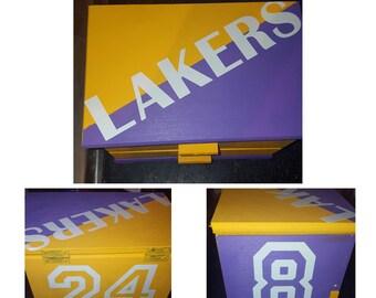 Kobe Bryant Jewelry Box