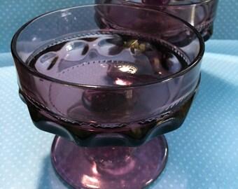 Vintage Purple Glasses (8)