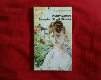Henry James - Selected Short Stories (Penguin 1975)