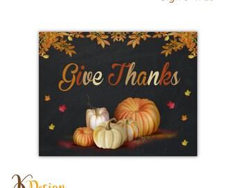 Thanksgiving Tags Printable