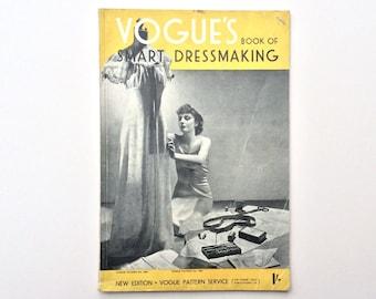1930s Vogue's Book of Smart Dressmaking