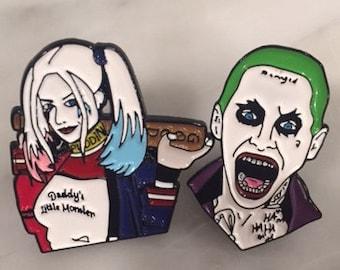 Harley Quinn + Joker