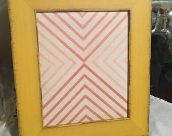 Distressed 8x10 Message Board