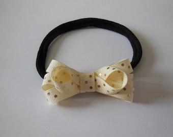 Baby Girl Ribbon Bow Headband