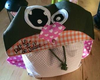 Child Backpack Marilou the owls!