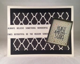 Set of 5 Reach for the Stars 2 Everyday LIMITED EDITION Cards