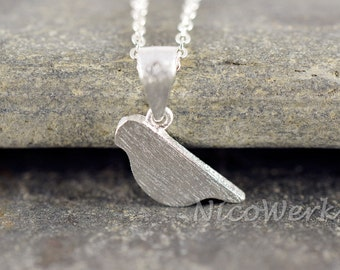 Silver necklace with pendant necklace ladies jewelry 925 Silver Chain gift 146