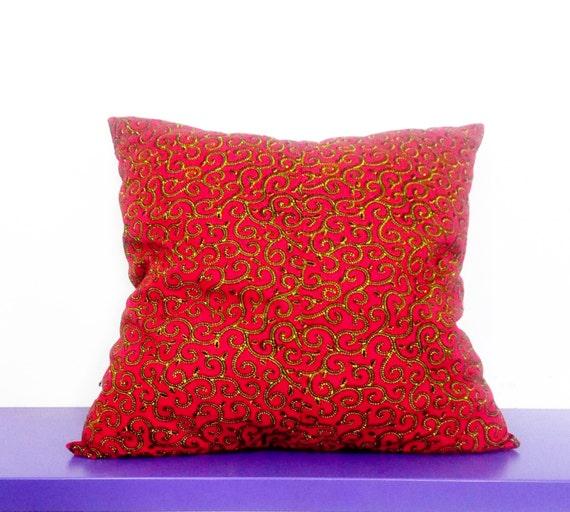 Ankara Print throw pillow covers