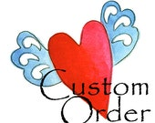 Custom Order for Carol - do not buy unless you are Carol