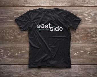 East Side Unisex Adult Tee