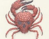 SkullCrab