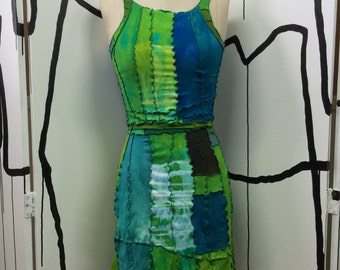 New! Green With Envy Tank Top S
