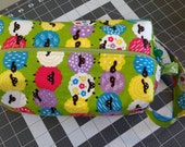 Colourful Sheep Project Bag