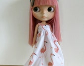 Hippie Dress for Blythe Doll
