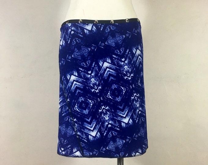 """Snap Around Skirt. """"Classic Java"""" Erin MacLeod Skirt"""