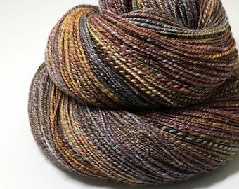 Handspun Yarn - Vineyard - 400 Yards
