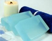 Ocean Rain Scented Soap, Handmade Soap, Natural Ingredients, Beach Themed Soap, Best Selling Item