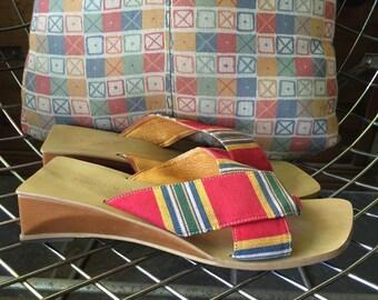 Boots 'n Bags sandals Eur size 37 (US women's 6.5/7)