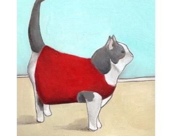 Custom Pet Portrait - Custom Oil Painting - Custom Pet Oil Painting - Oil Painting of You Pet - Custom Painting