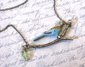 Out on a Limb Bird Necklace