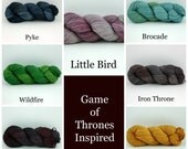 May- Yarn Color of the Month - Game of Thrones Inspired