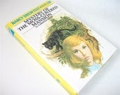 Nancy Drew Hollow Book Safe Mystery of Moss Covered Mansion Storage Jewelry Compartment Box