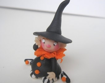Tiny little witch