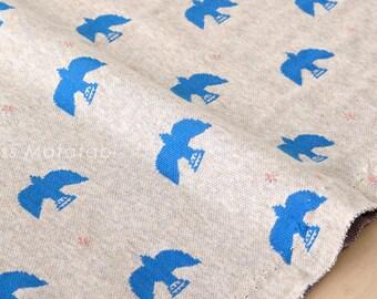Japanese Fabric Dove Interlock Knit - A - 50cm