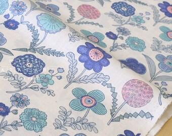 Japanese Fabric Botanical Garden - B - 50cm