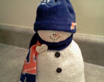 Auburn University SnowFAN - Handmade