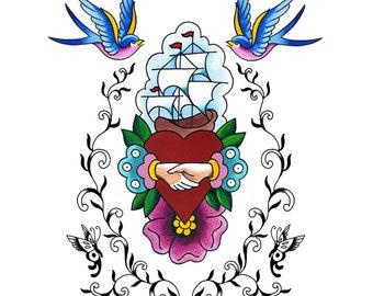 Sailor Love Story