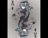 Final Fantasy VI FF6 Playing Cards - Full Deck