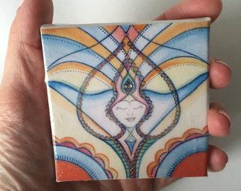 Goddess Mini-Print