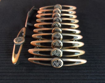 Mid Century Cabinet Pulls Copper Drawer Pulls