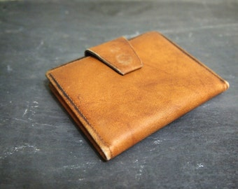 Free Shipping Rolfs Leather Wallet Card Case cowhide