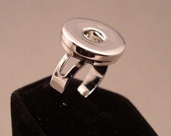 snap ring base adjustable interchangeable split band cOnvertibles