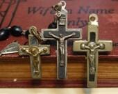 Religious Destash Vintage Cross Connector Lot