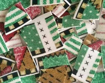 Mosaic Tiles--Rustic-45 pieces