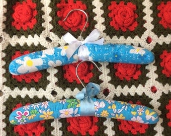 Vintage Hangers for Baby Clothes