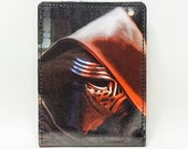 Sewn Calendar/Comic Book Wallet -  Star Wars Episode VII Design 6