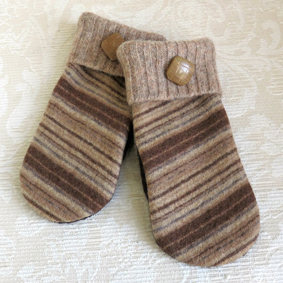 Wool Sweater Mittens For Sale 101