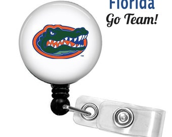 ID reel with MYLAR covering...Florida gators