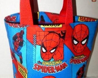 Spiderman Tote/Gift Bag