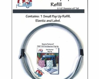 SALE REFILL Pop Up Small - by Fat Quarter Gypsy