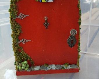 Whimsical Fairy Door!