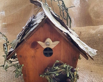 Whimsical Forest Fairy House